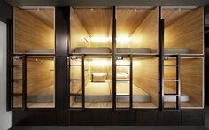The Pod Hotel by Formwerkz Architects (Singapore)