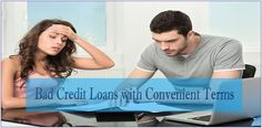 By availing the loans for people with bad credit, you are certainly trying to secure your financial freedom. Well, with flexible terms and conditions, there is nothing much to worry about.