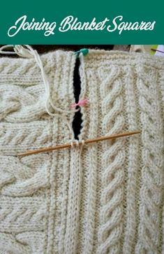 Knitting Help, Knitting Blogs, Knitting Stitches, Knitting Patterns Free, Knit Patterns, Knitting Projects, Easy Knitting, Knitting Ideas, Knitting Squares