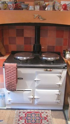 Like this one but a nicer aga. Read: bigger.