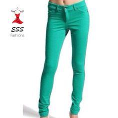 ✨HOST PICK✨ Fantastic jade skinny jeans! Great jade green skinny jeans! In excellent condition! Size 3 with a 32 in inseam. NO Trades NO Paypal! Bundle for additonal discounts!    Please follow  Twitter: lynnsimmons_  Instagram: lynnsimmons_  Facebook: facebook.com/essfashions Jeans Skinny