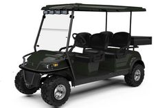 The world's largest manufacturer of Golf Carts and Low-Speed Electric Vehicles, Marshell recently announced a new range of golf carts and utility carts