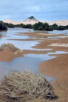 Algeria - Tassili n'Ajjer landscape