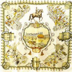 20061306db89 297 meilleures images du tableau H Paris   Hermes scarves, Silk ...