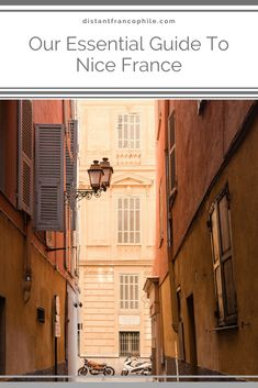 Nice is a fabulous French city to visit - there's so much to see, do and eat. Nice France, South Of France, Easy Day, Mediterranean Sea, French Riviera, Travel Light, S Pic, Old Town, Day Trips