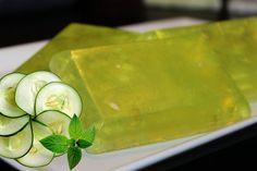 Cool cucumber menthol soap, $4.00