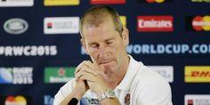 Rugby - ANG - Stuart Lancaster n'est plus le sélectionneur de l'Angleterre
