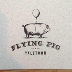 Clever logo. New favorite restaurant.