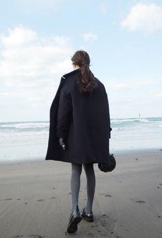 lovely black&grey chic