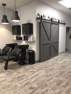 Ulsan Interior T-Company / Small beauty salon that shines small . - Ulsan Interior T-Company / Small beauty salon with small light -