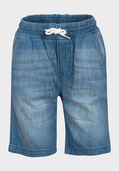 EX M/&S Boys School Summer Shorts Ages 2-12 Grey Slim Leg Size 2//3-13//14 Years