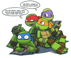 funny tmnt pics and comics - Google Search