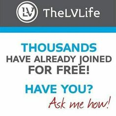 Why aren't you Thrive-ing yet? Get your FREE Customer Account.  Nikkacummings.Le-Vel.com