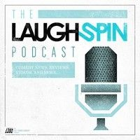 New episode of the Laughspin Podcast with Lewis Black, Patton Oswalt, Trevor Moore, Patton Oswalt