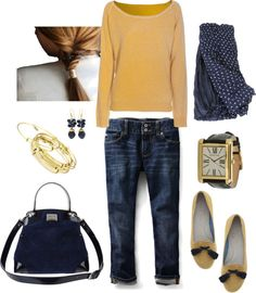 """Tassel Loafers"" by bluehydrangea on Polyvore"