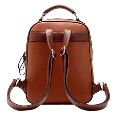 Backpacks Women's Bags Contemplative Hottest Fashion Women Backpack High Quality Youth Leather Backpacks For Teenage Girls Female School Shoulder Bag Bagpack Mochila Ture 100% Guarantee