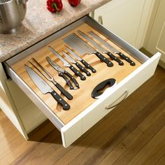 kitchen knife storage solutions - Knife Storage