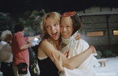 Uma Thurman and Lucy Liu | Cast of Kill Bill