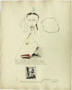 Patti Smith's self-portrait