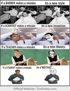 Mistake Logic » Troll Jokes