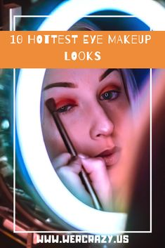 The first thing we subconsciously observe about someone is their eyes,according to a research.This won't come as a surprise to consider which makeup looks hottest on which eye color. Bronze Smokey Eye, Smokey Eyeliner, Brown Eyeliner, Eyeliner Looks, Eyeshadow, Teenage Makeup, Makeup Tutorial Eyeliner, Gel Liner, Dark Eyes