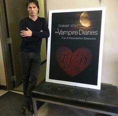 Tvd - Season 8 - Ian Somerhalder