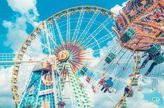 #crangerkirmes #Kirmes #herne #wanneeickel #liebe #einmalimjahr #wanne #karusell #riesenrad #sky #happy #love #freude