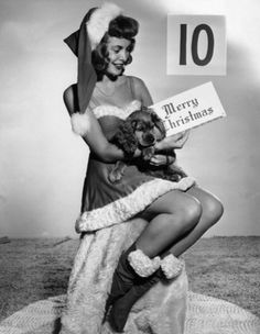 Janet Leigh and pup  ♺ Kathy H