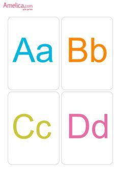 """Игры для изучения английского языка, развивающее лото """"Английские буквы и слова""""…"""