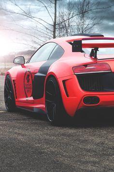 Audi R8 bodykit.- @LadyLuxeJewels
