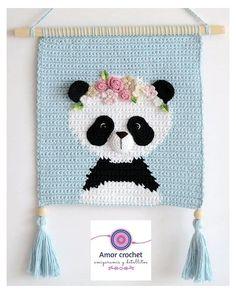 Crochet Daisy, C2c Crochet, Crochet Blocks, Crochet Dolls, Free Crochet, Crochet Wall Hangings, Tapestry Crochet, Crochet Stitches Patterns, Stitch Patterns