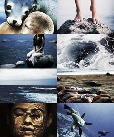 """ Mythological creatures around the world 