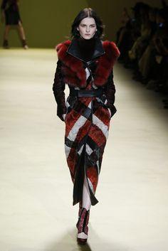 J.Mendel RTW Fall 2014 - Slideshow - Runway, Fashion Week, Fashion Shows, Reviews and Fashion Images - WWD.com