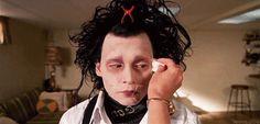 Edward Scissorhands. 1990.
