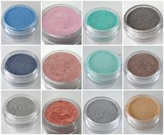 All Natural Mineral Eyeshadow on special today at Thrifty Seeker for just $5.99 for a set of 3.