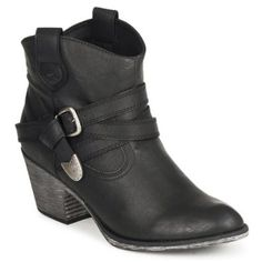 LADIES WESTERN STYLE ANKLE BOOT $85