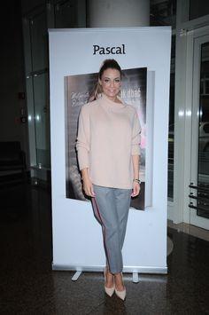 Małgorzata Rozenek podczas promocji swojej nowej książki.Nowy styl i boskie szpilki!