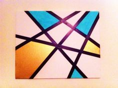 View Image for Item #350222 Abstract Canvas Art... craftisart.com