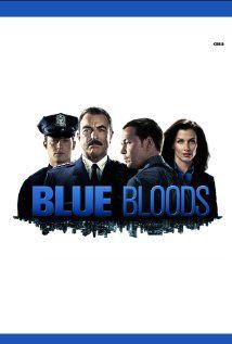 Blue Bloods! WOO!