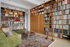 New York City Real Estate - Apartments With Libraries - New York Magazine
