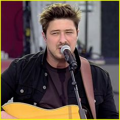 Mumford & Sons Kicks Off 'One Love Manchester' with 'Timshel' (Video) | Marcus Mumford, Mumford and Sons, One Love Manchester Benefit | Just Jared