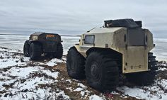 The Sherp ATV Goes Anywhere