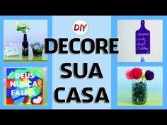 DIY: Decoração para Casa por Coisas de Jessika - YouTube