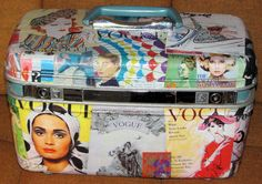 MADE TO ORDER  Vintage Vogue Magazine covers by OurStuff4You, $75.00