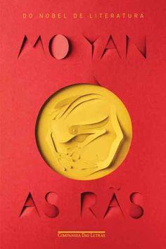 As Rãs - Mo Yan (Brazilian Book cover)