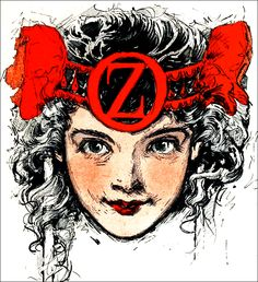 "saveflowers1:  Art by John R. Neill (c 1910) from EMERALD CITY OF OZ - ""Ozma of Oz."""