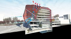 10 Design - GongBei Port Inspection Office Building Design Competition
