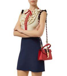 Accessories: Shoulder Bags Gucci Mini Sylvie Shoulder Bag