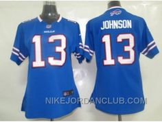 http://www.nikejordanclub.com/nike-women-nfl-jerseys-buffalo-bills-13-johnson-blue-jrfpr.html NIKE WOMEN NFL JERSEYS BUFFALO BILLS #13 JOHNSON BLUE JRFPR Only $23.00 , Free Shipping!