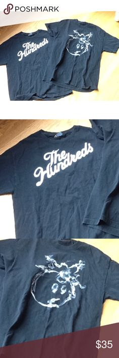 THE HUNDREDS T-SHIRT BUNDLE In great condition! Like new The Hundreds Shirts Tees - Short Sleeve